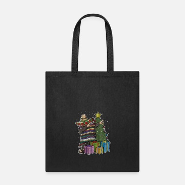 Mexican Dabbing Mexican Christmas Dance - Tote Bag