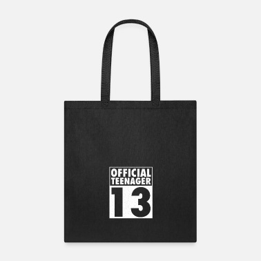 Teenager Official Teenager - Tote Bag