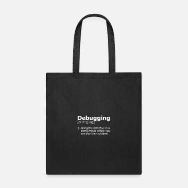 Programming Debugging - Tote Bag