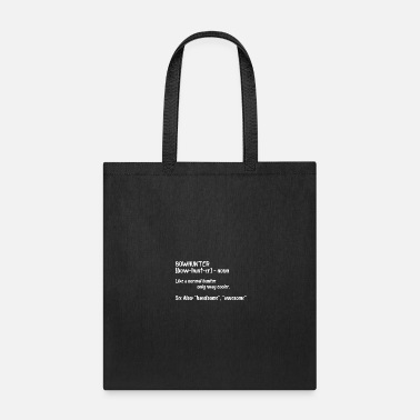 Bowhunter Bowhunter Definition - Tote Bag