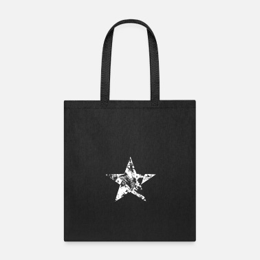 Asterisk Star Sky Gift shining falling star shooting Star - Tote Bag