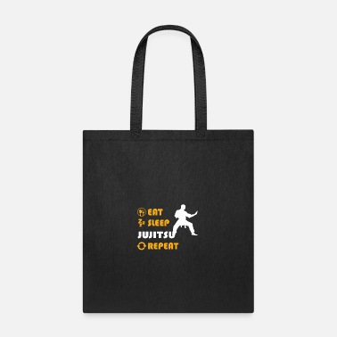 Taekwondo Jujitsu - present for men and women - Tote Bag
