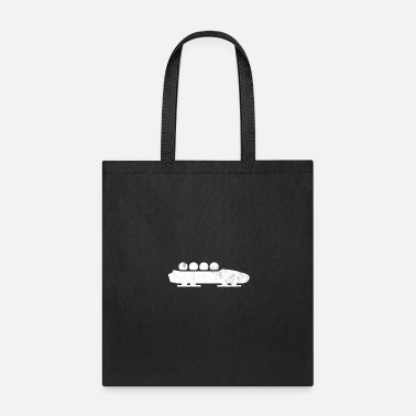 National Team Bobsleigh 4-man Bob national team - Tote Bag