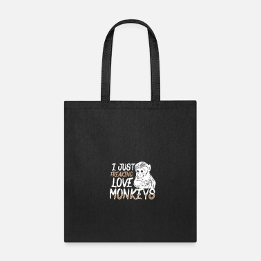 Squirrel Monkey Addict Animal Love Gift Idea Gift - Tote Bag