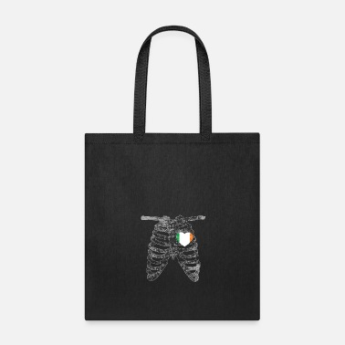 New Wave Heart Belongs to Ireland Nationality - Tote Bag