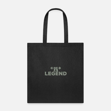Kids Crossfit Be a legend, Crossfit - Tote Bag