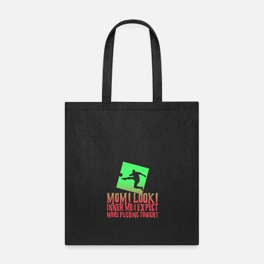 Goalkeeper More Pudding Tonight Soccer Fußball Lustig - Tote Bag