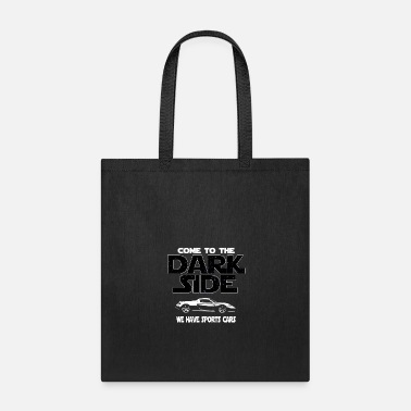 Scifi German Exotic Car Owner Dark Side - Tote Bag