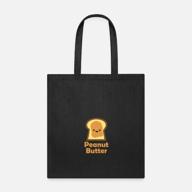 Set MATCHING SET Peanut Butter and Jelly Couple Friend - Tote Bag