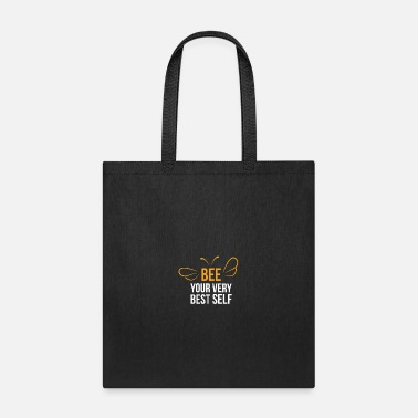 Insect Bee Your Very Best Self - Tote Bag