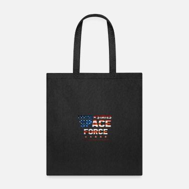Against United States Space Force Make Space Great Again - Tote Bag