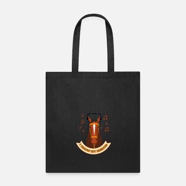 Animal Rights Horse Right is Animal Right - Tote Bag