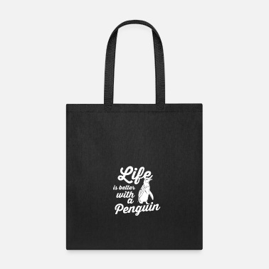 Animal Welfare Penguin Life aquatic Ice animal - Tote Bag