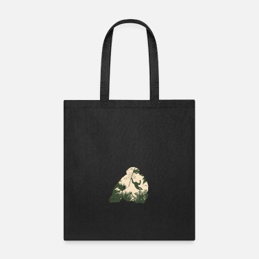 Ape Monkey Gorilla Gift Christmas Birthday Kids Jungle - Tote Bag