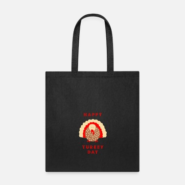Wtf Happy Turkey Day Thanksgiving Erntedank Geschenk - Tote Bag