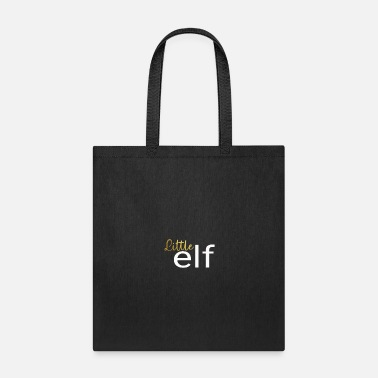 Grandad Top fun little Christmas Elf Design - Tote Bag
