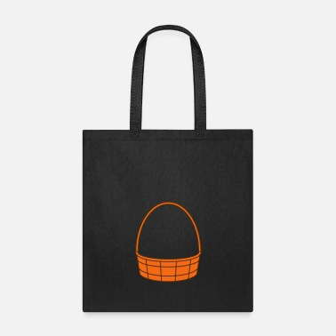 Basket fill basket baskets easter basket gifts plaited cl - Tote Bag