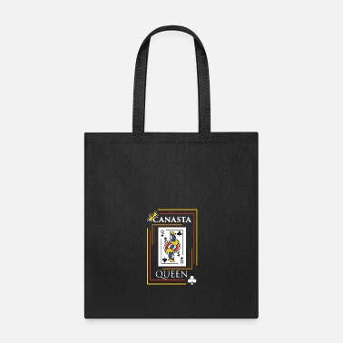 Canasta Canasta design Gift for Card Game Players and - Tote Bag
