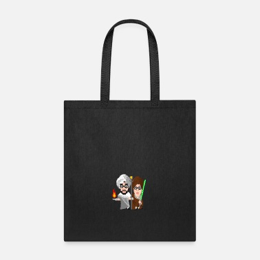Scifi Fantasy vs. scifi crossover - Tote Bag