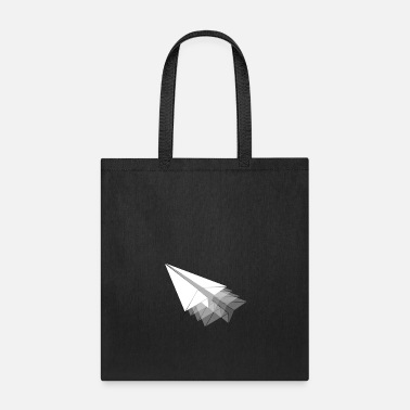 Paper Paper Fly - Tote Bag