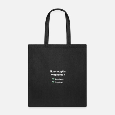 Checklist - Non-Hodgkin's Lymphoma Awareness - Tote Bag