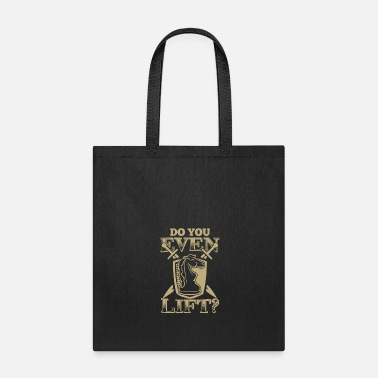 King Do You Even Lift Schach Chess Geschenk - Tote Bag