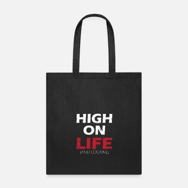 Molecule Cocaine Life - Tote Bag