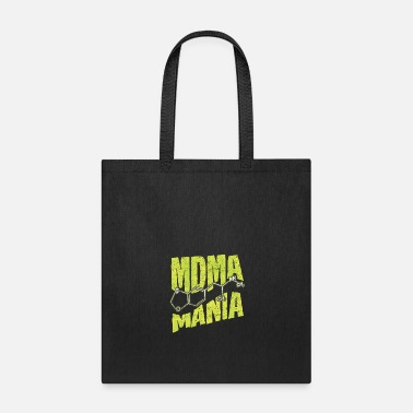 Addicted MDMA Ecstasy - Tote Bag