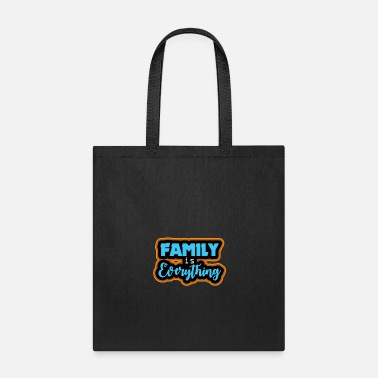 Children Family gift Christmas birthday - Tote Bag