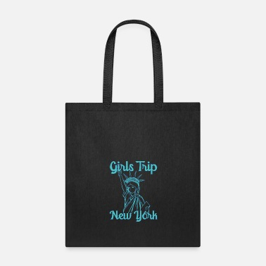 Bachelorette Girls trip new york 1 - Tote Bag