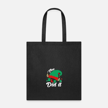 Gnome Elves gift gnome - Tote Bag