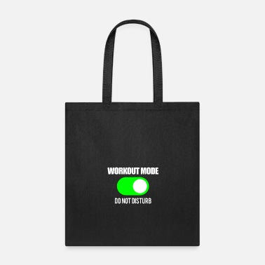 Squat Workout mode - Tote Bag