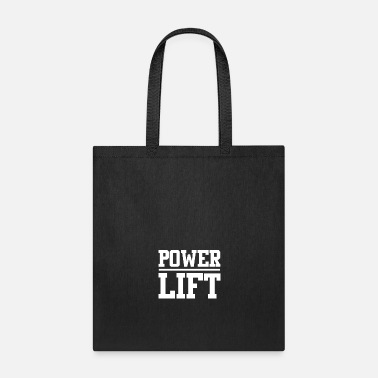 Powerlifting POWERLIFT Powerlifting - Tote Bag