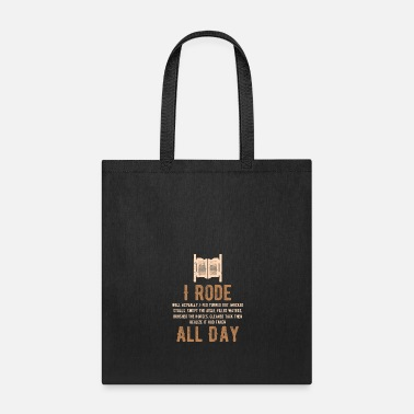 Mustang Country Life Horse Lover Shirt Gift Idea - Tote Bag