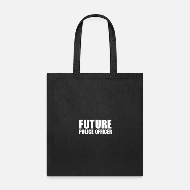 High School Graduate Future Police Officer College High School - Tote Bag