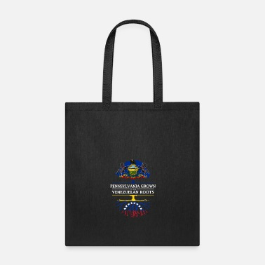 Immigrant Pennsylvania Grown with Venezuelian Roots - Tote Bag