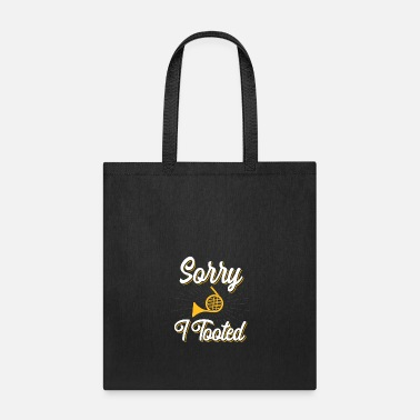 Marching Band Horn musician instrument gift gift idea - Tote Bag