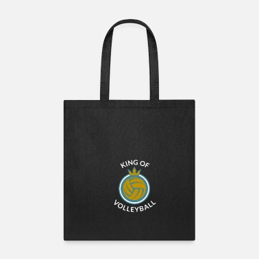 Net Volleyball - Tote Bag