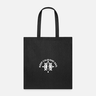 Motor Sailing ship crew Sailing Sail boat Sailor Captain - Tote Bag