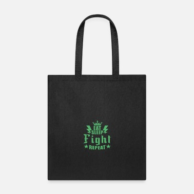 Teenager Fighter Fighting Mixed Martial Arts MMA Ju Jutsu - Tote Bag