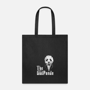 Nature Conservation Panda Bamboo animal gift - Tote Bag