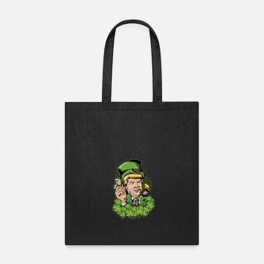 Lucky Charm Make St Patricks Day Great Again Lucky Shamrock - Tote Bag