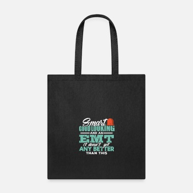 Paramedic EMT Emergency Medical Technician Paramedic Gift - Tote Bag