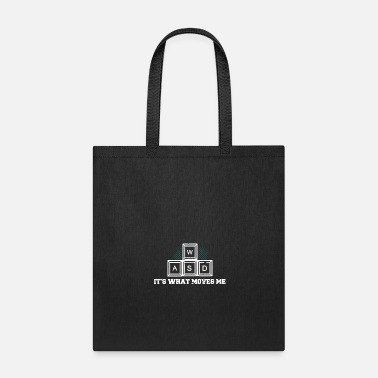 Pc Gamer videogame level nerd computer gift giftidea - Tote Bag