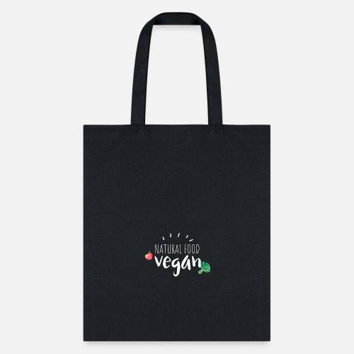 b2c65764 Vegan Vegetarian Shirt Vegan Food Gift Animal Love Tote Bag ...