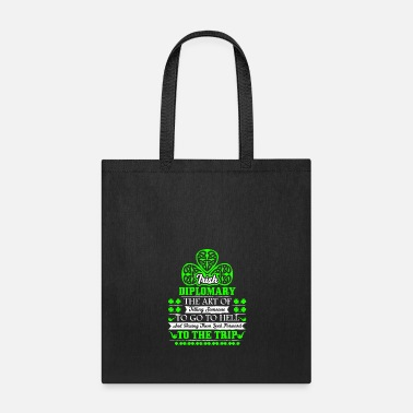 Irish Funny T shirt - Tote Bag