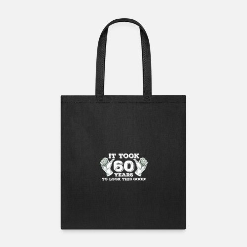 Tote Bag60th Birthday Gift