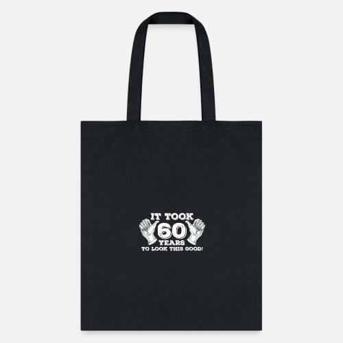 60th Birthday Gift Tote Bag