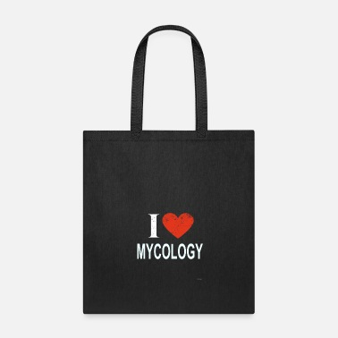 Masters Degree I Love Mycology - Tote Bag
