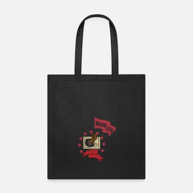 Revolution Quotes revolution will not be televised - Tote Bag